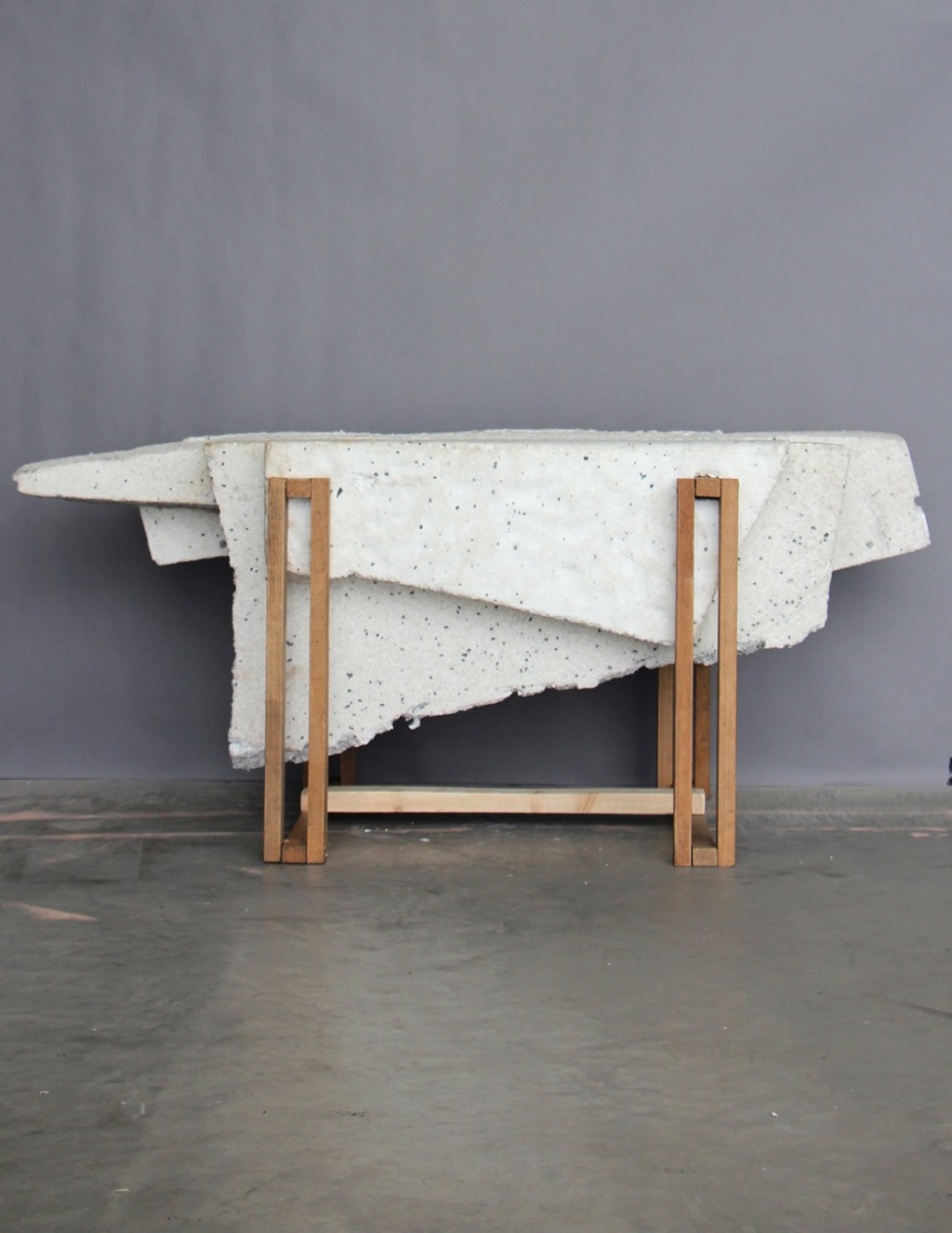 Hello, I'm Ilaria Bianchi. Cast Away Furniture