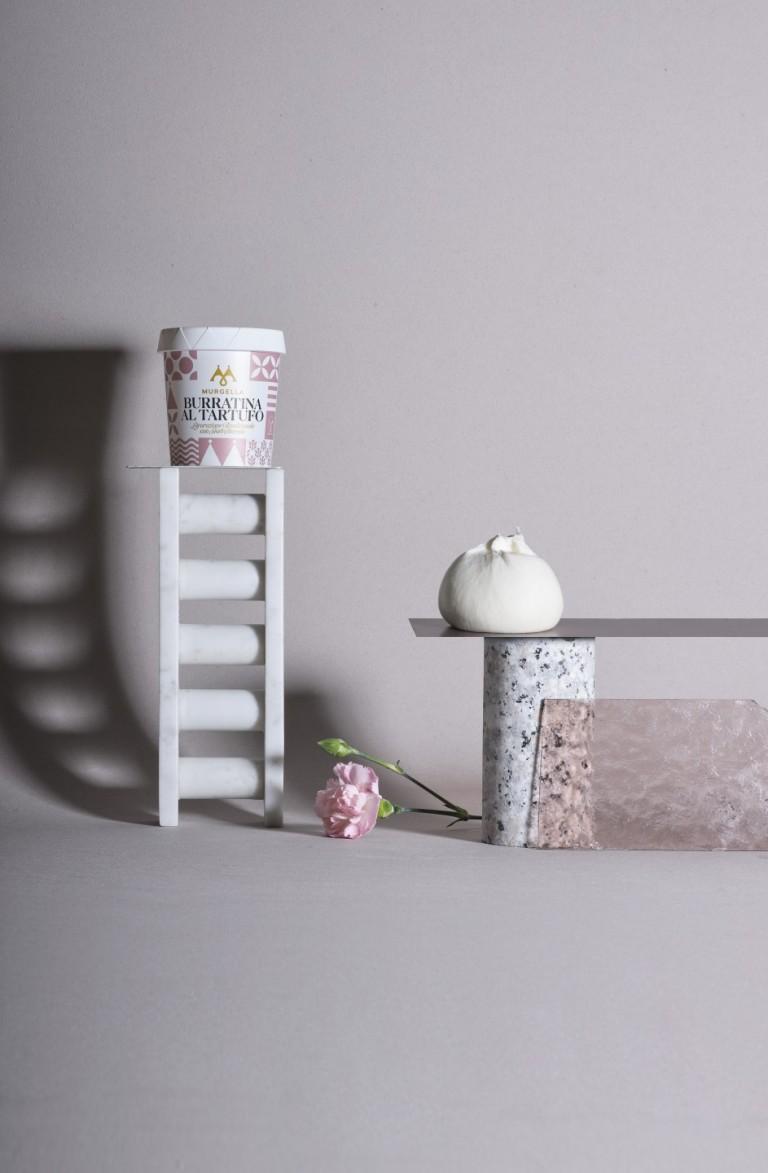 Hello, I'm Ilaria Bianchi. Set design   Murgella campaign
